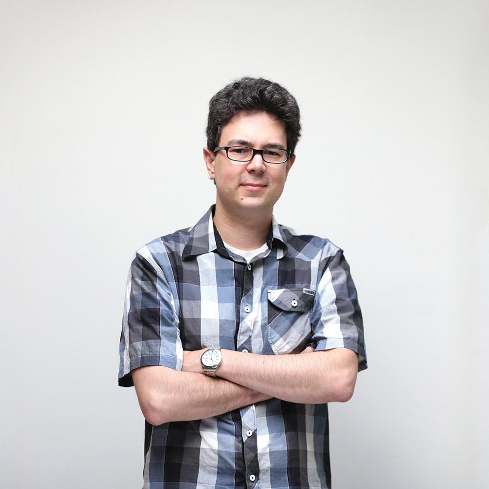 Matt Talbot, Senior Designer at Brown & Company Design