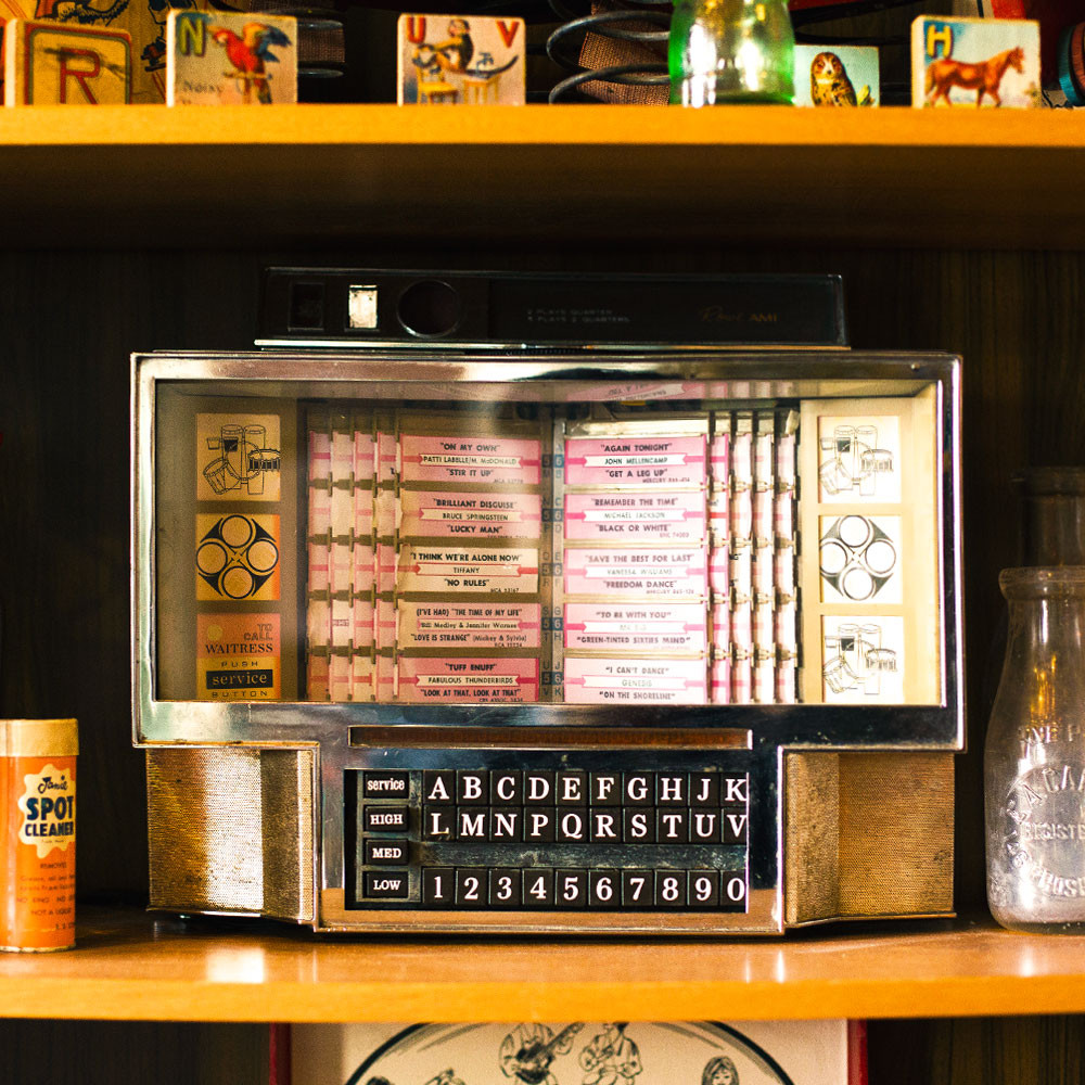 The B&C Jukebox