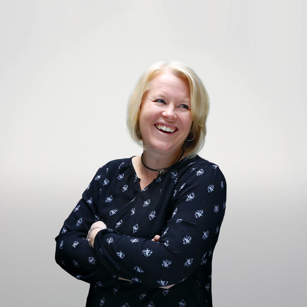 Andrea Cairns, Senior Designer
